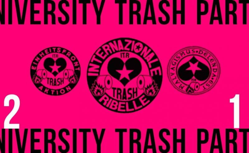 University Trash Party – Festa Senza Perdono 6/12