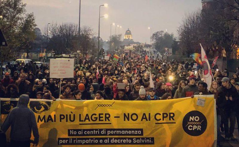 Verso una Resistenza civile quotidiana e diffusa, a difesa dei diritti di persone migranti e non