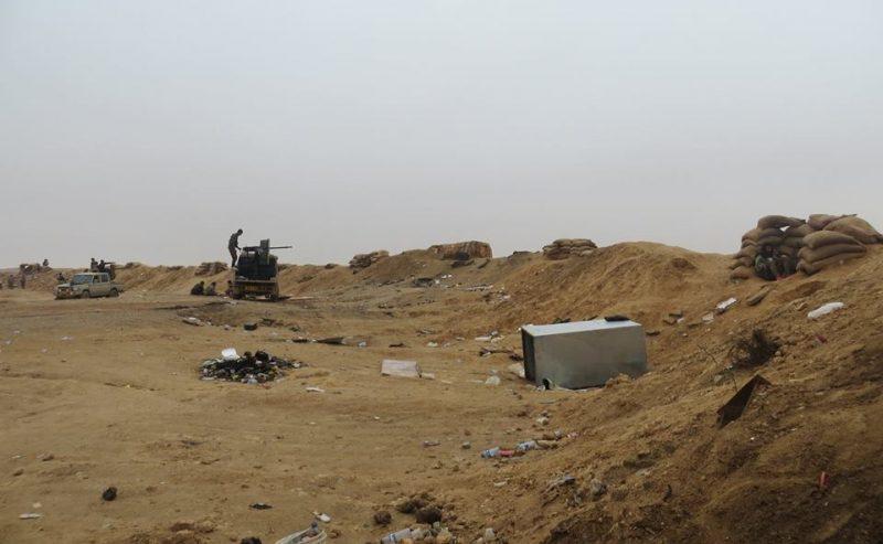 Racconti dal fronte di Hajin di un volontario YPG