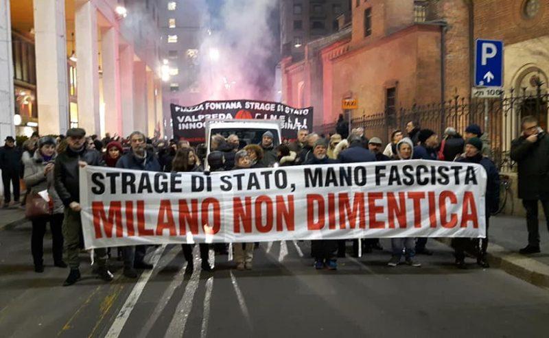 Milano antifascista in piazza