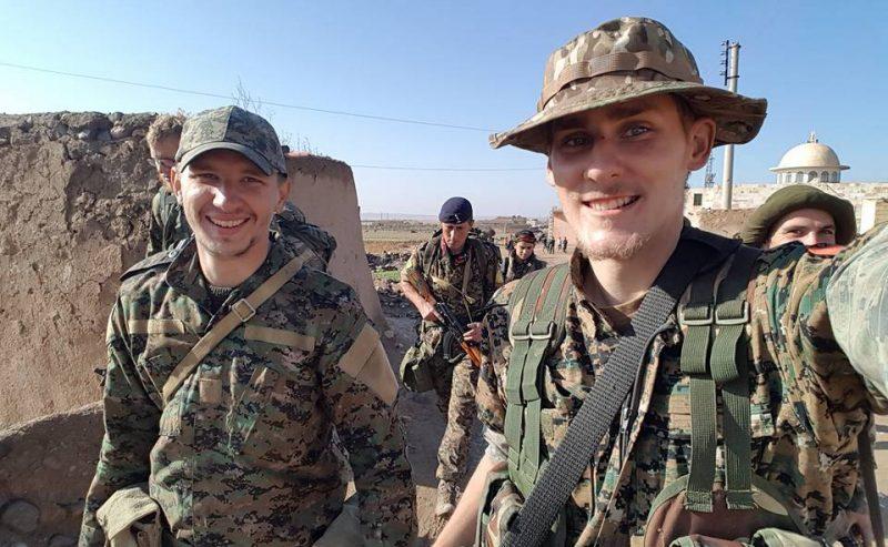A due anni dalla morte di Heval Barxwedan e Heval Agir, Martiri internazionalisti