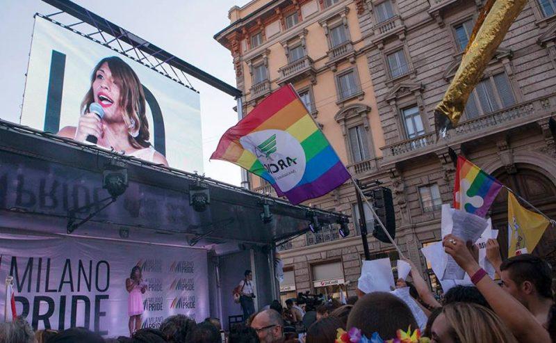 Milano: attivista transgender deportata in Perù