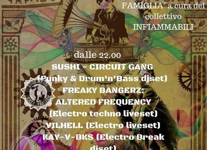 Milano Sud Benefit Party – 19 gennaio @ Zam