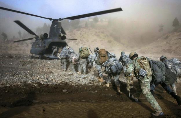 Fallimento Afghanistan