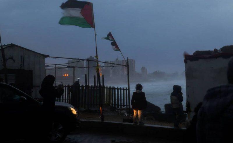 Gaza, lacrime e libertà
