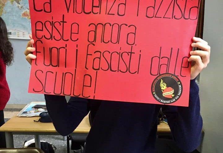 Fascisti all'Agnesi