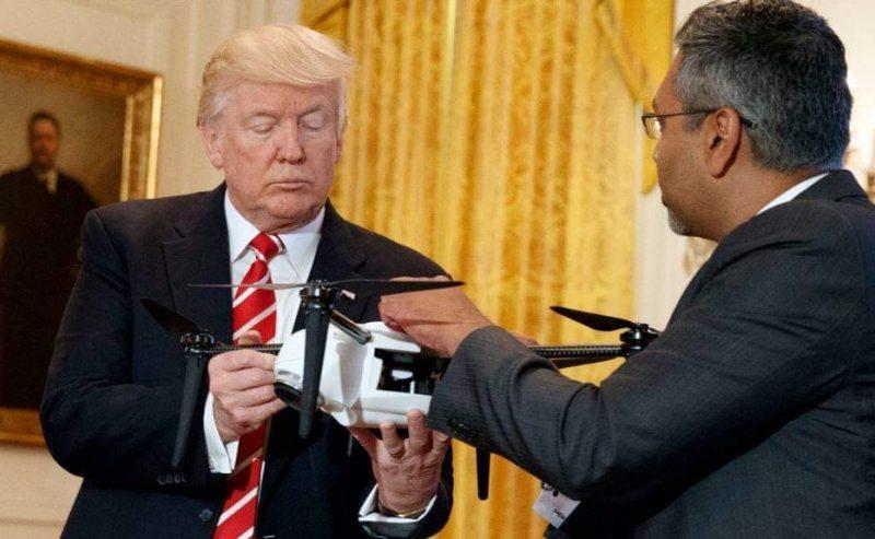 Muri contro droni – Analisi critica delle tecnologie digitali