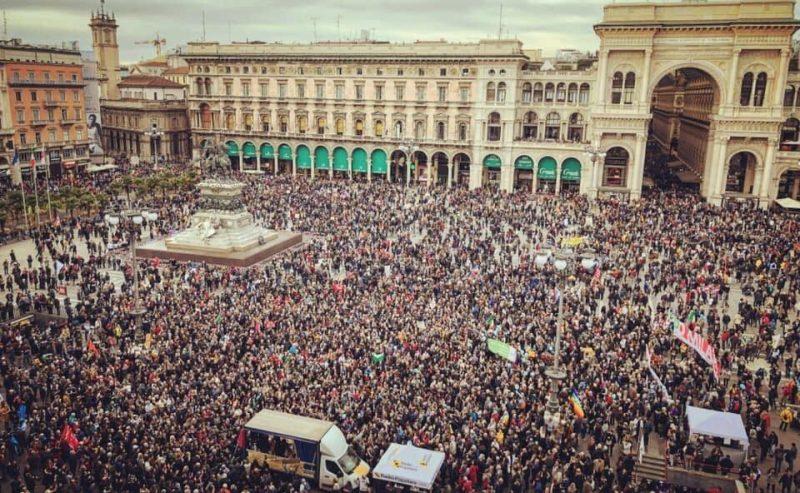 Peopleism di Sala vs. Popolo di Salvini