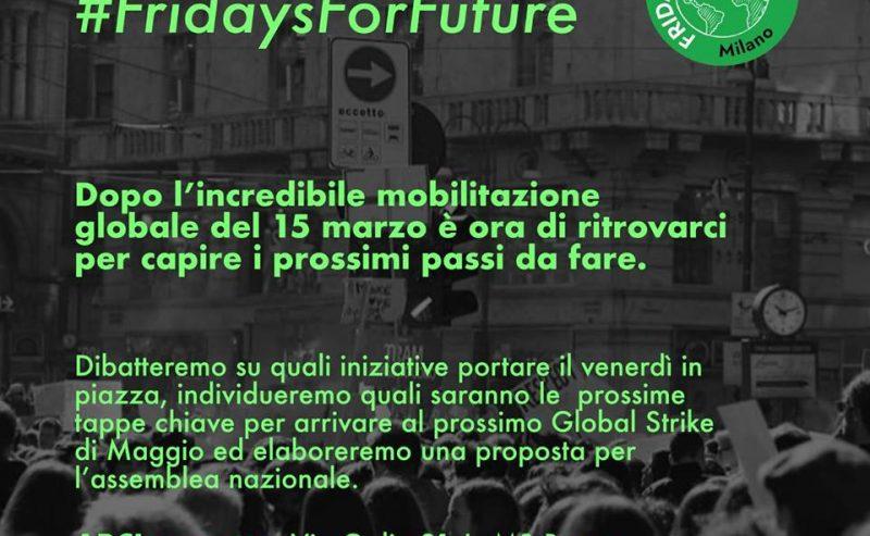 Assemblea Pubblica Milano 20 marzo @ Arci Corvetto