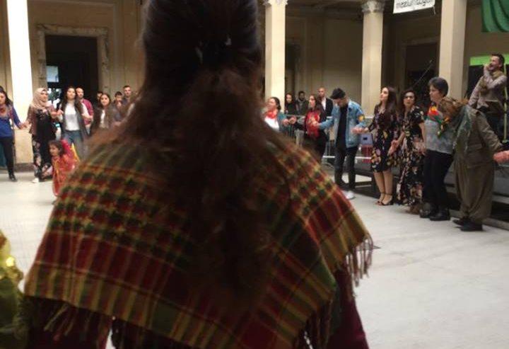 Immagini e video del Newroz 2019