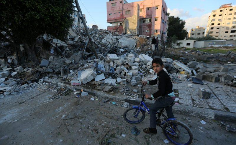 Corrispondenze dalla Striscia di Gaza