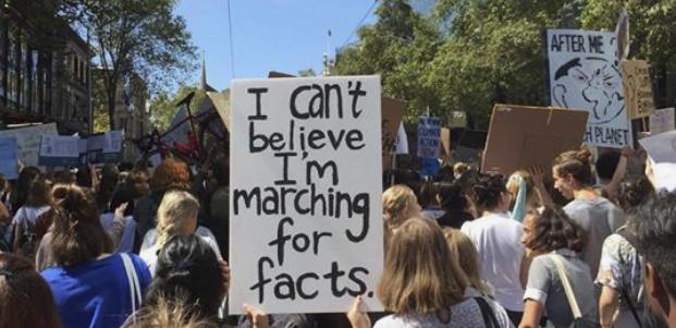 #FridaysforFuture – Risposta alla lettera aperta degli scienziati