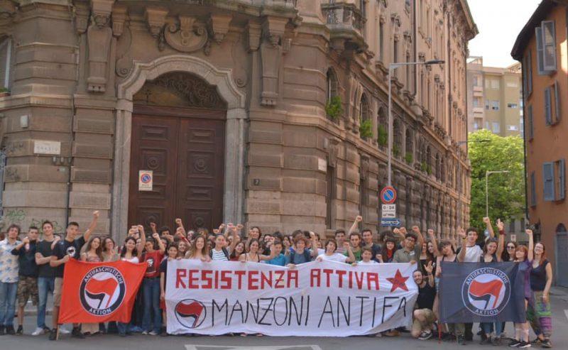 Preconcentramento manzoniano – 25 aprile @ Liceo Manzoni