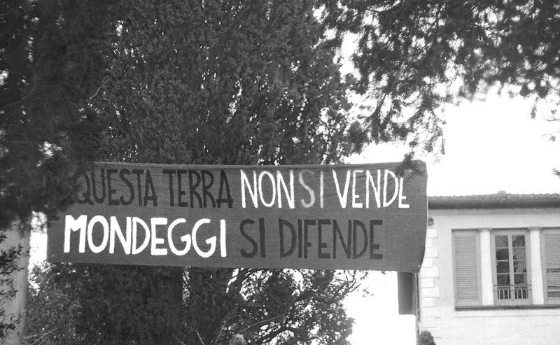 Mondeggi, Comune