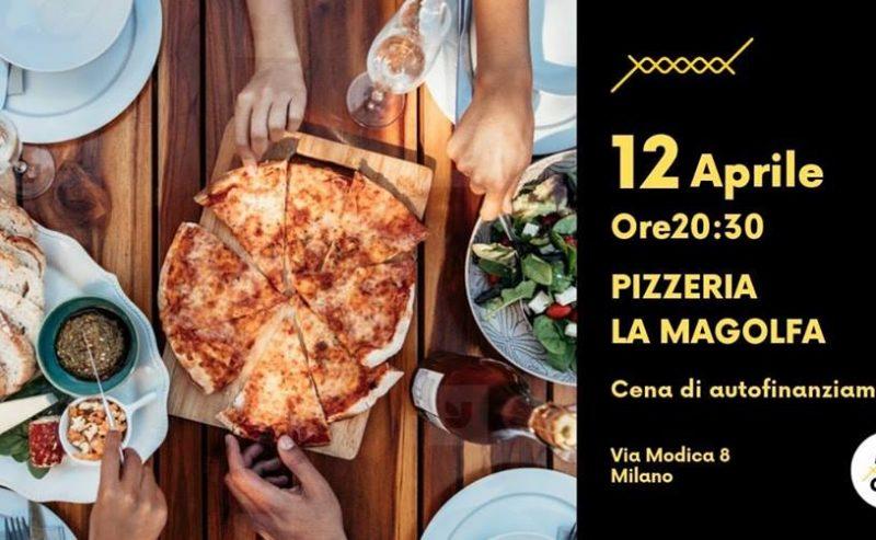 Cena di autofinanziamento di Mai Più Lager – No ai CPR – 12 aprile @ Magolfa