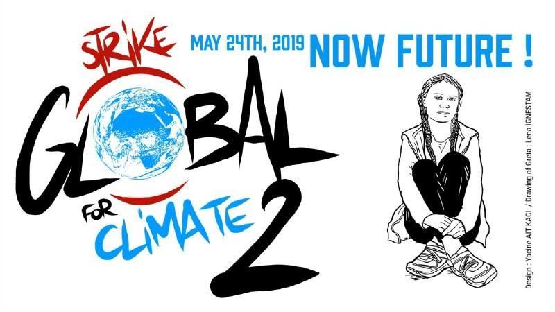 2° Sciopero Mondiale per il Futuro | 24 maggio Milano