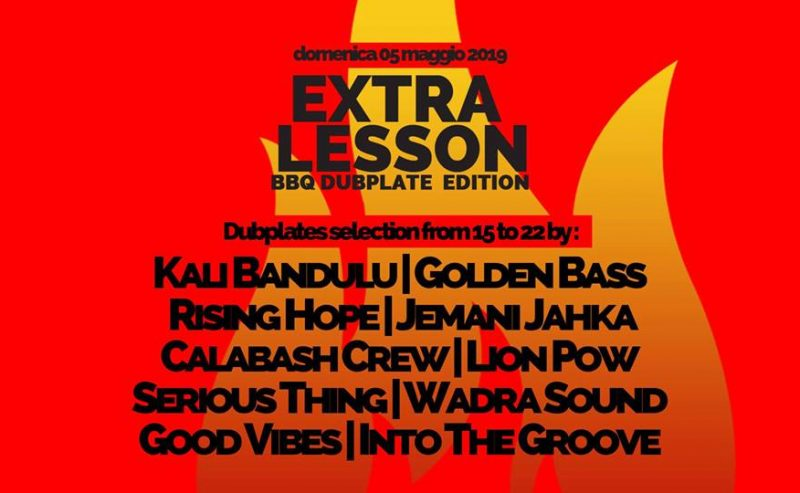 Extra Lesson | BBQ Dubplate Edition