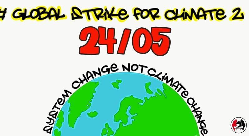 24Mag: Sciopero Mondiale Per Il Futuro! – ore 9 @ Porta Venezia