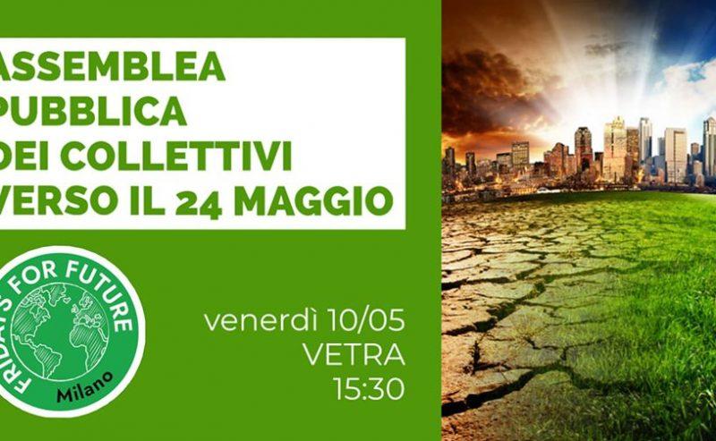 Assemblea verso il Climate Strike del 24/05 – 10 maggio @ Parco delle Basiliche