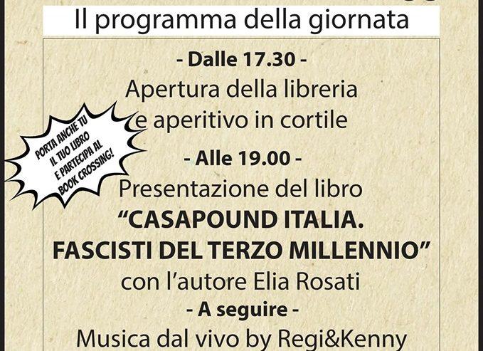 Inaugurazione della Libreria Sibilla – 21 maggio @ Lambretta