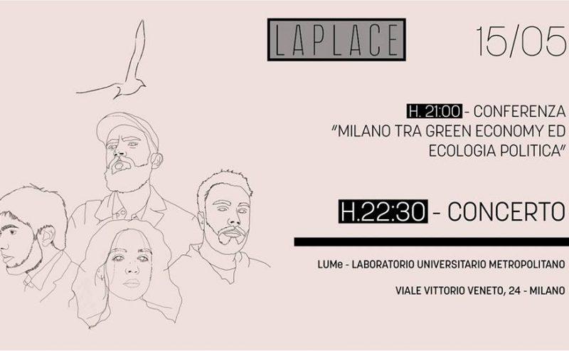 LUMeSuono | Laplace – 15 maggio