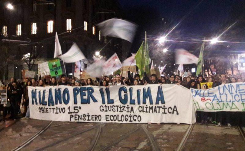 Milano per il clima: Assemblea Aperta  – 11 maggio