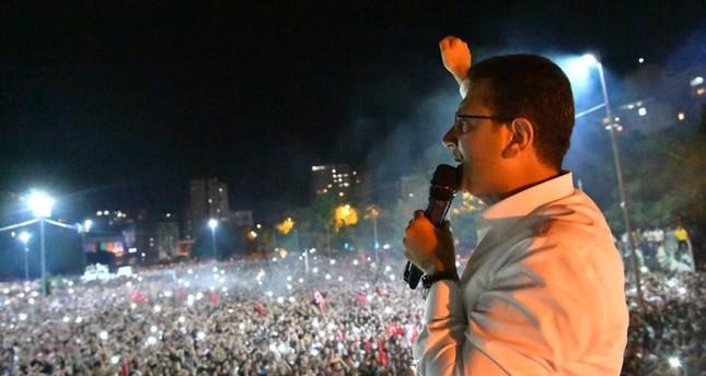 Erdogan ri-perde Istanbul