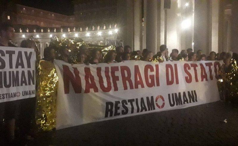 Milano con la SeaWatch: #fateliscendere – 27 giugno, ore 21 @ Oberdan