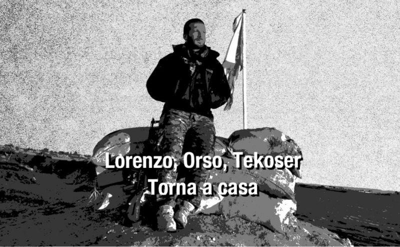 LORENZO, ORSO, TEKOSER TORNA A CASA