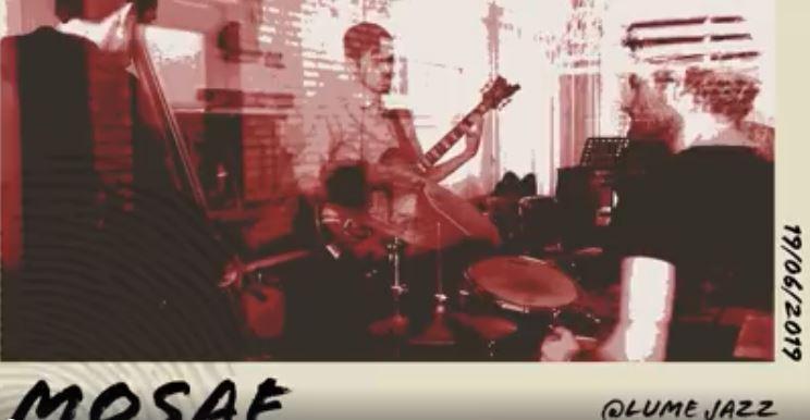 MOSAE LIVE @ LUMejazz – 19 giugno @ LUMe