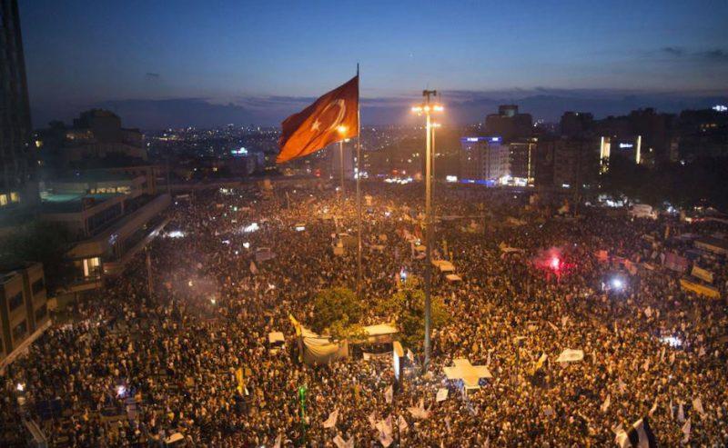 Turchia – Iniziato il processo per le proteste di Gezi Park