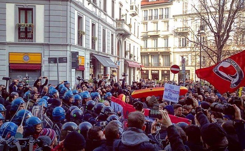 Antifascisti condannati per i fatti di Largo la Foppa