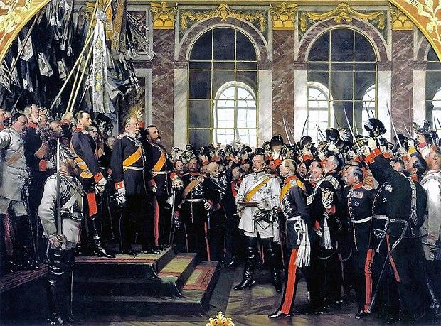 Una prussiana sul tetto d'Europa?