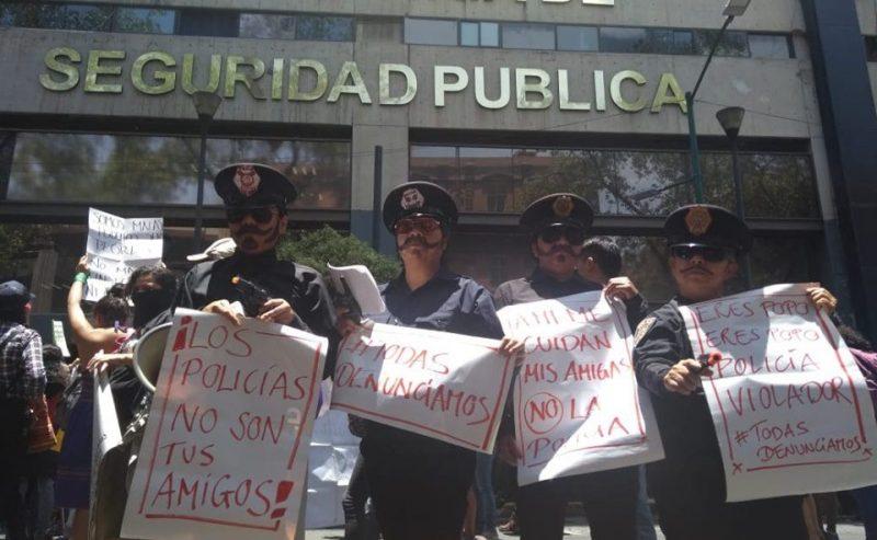 #NoMeCuidanMeViola: le donne in Messico contro la Polizia