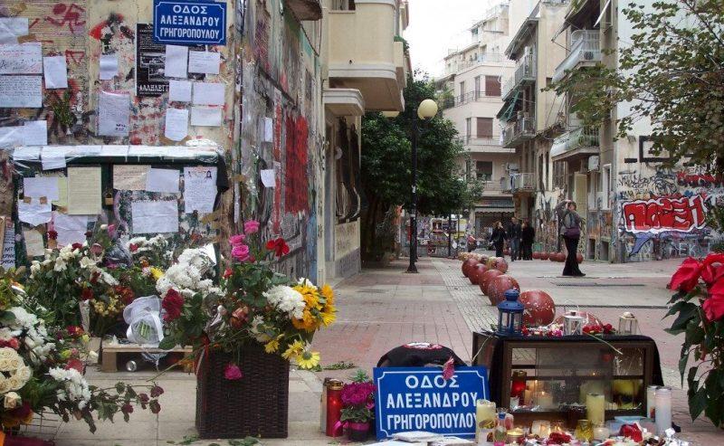 Scarcerato l'assassino di Alexis Grigoropoulos. Proteste ad Atene