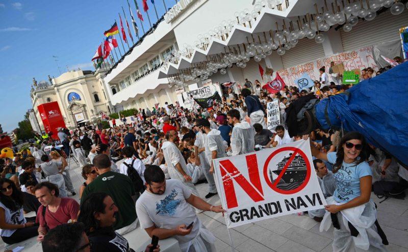 Venezia – Un giorno da leoni – rassegna stampa