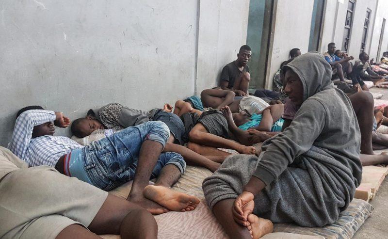 Libia, torture e stupri nel centro per i migranti
