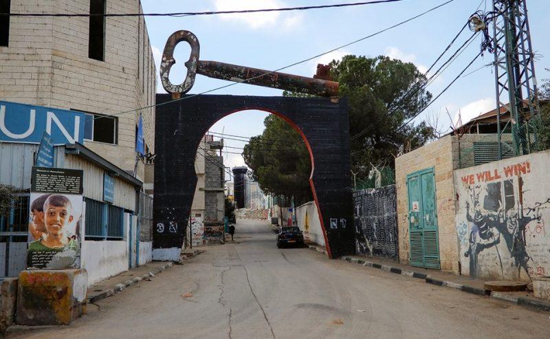 Racconti dalla Palestina, esperienze dal campo profughi di Aida – 18 settembre @ ZAM