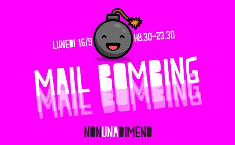 NonUnaDiMeno – Preparati al mailbombing!