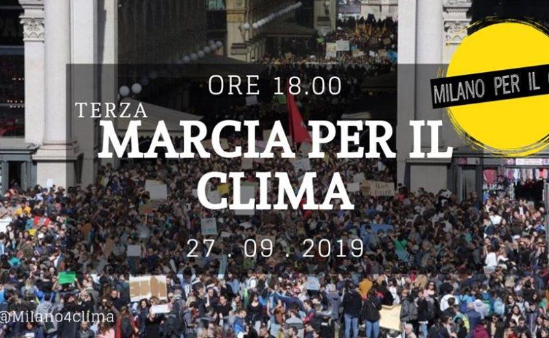 Milano Strikes for the Planet 3.0: manifestazione per il clima