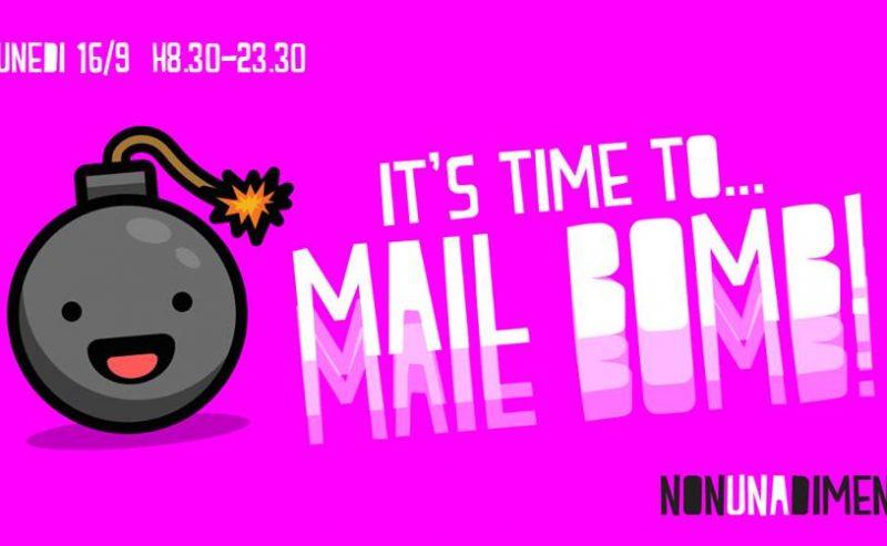 Mailbombing! Contro la narrazione tossica sulla violenza di genere