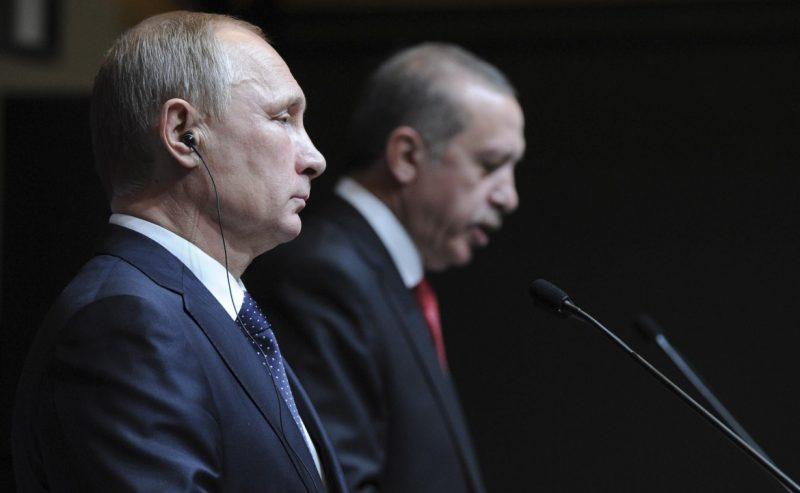 Un mondo di autocrati sotto la Pax di Putin
