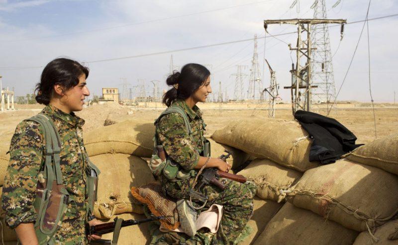 Modello Kurdistan: se volete la pace, ora «non lasciateci soli» Il Manifesto