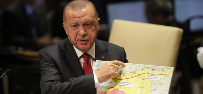 Tamburi di guerra a Ankara