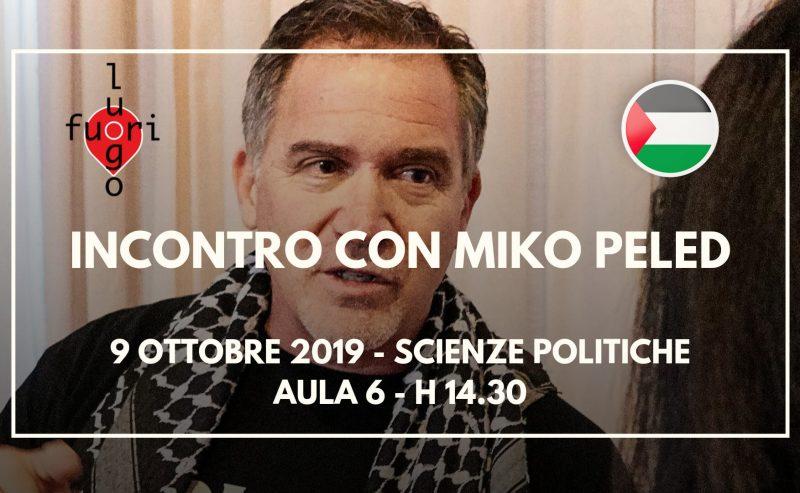 """L'università Statale censura l'incontro """"Parliamo di Palestina con Miko Peled"""""""