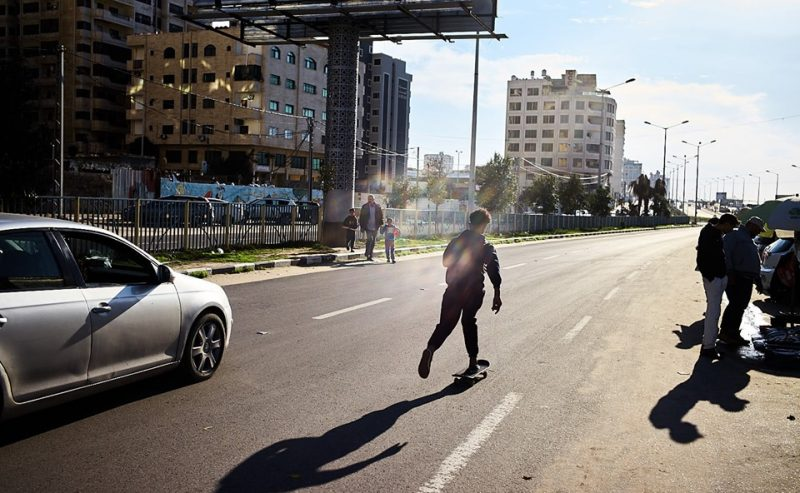 Mostra fotografica Gaza Freestyle Festival – 5 ottobre @ Rob de Matt