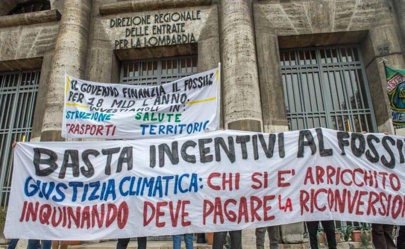 Il primo banco di prova sul clima per il governo italiano