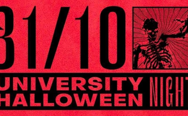 University Halloween Night | Festa Senza Perdono Vol. 4