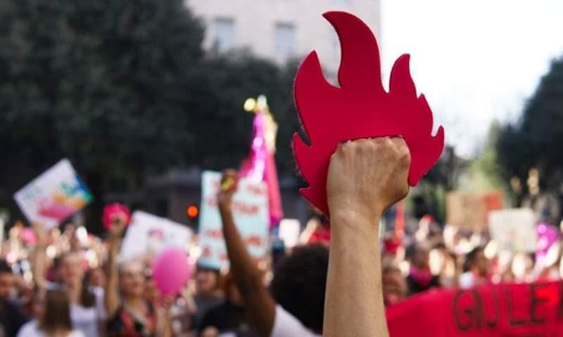 Passeggiata contro la violenza sulle donne – 16 ottobre