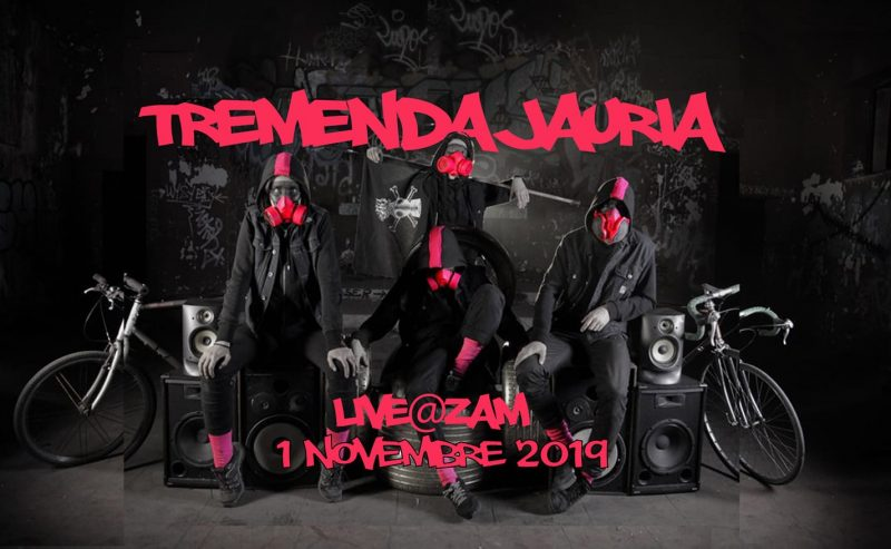 Cumbia&Reggaeton Femminista con Tremenda Jauria – 1 novembre @ ZAM